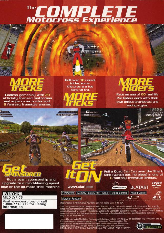 mx rider game