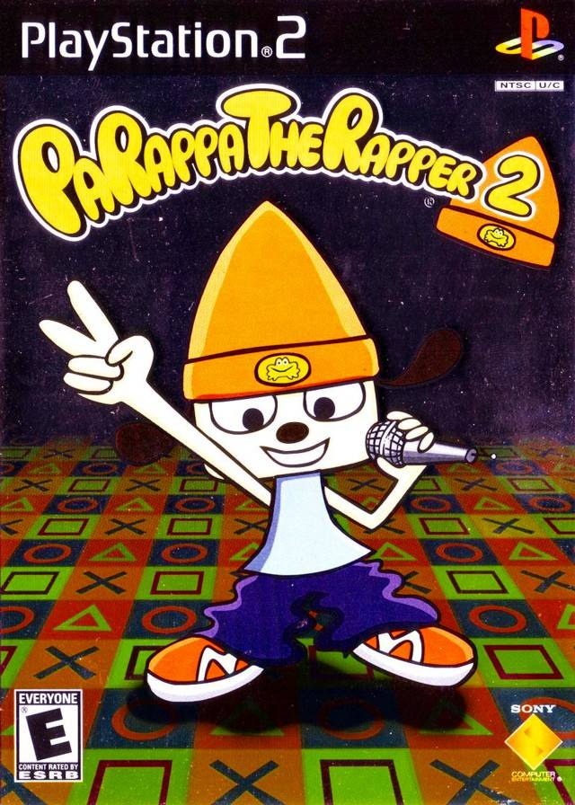 Parappa the Rapper 2 Sony Playstation 2 Game