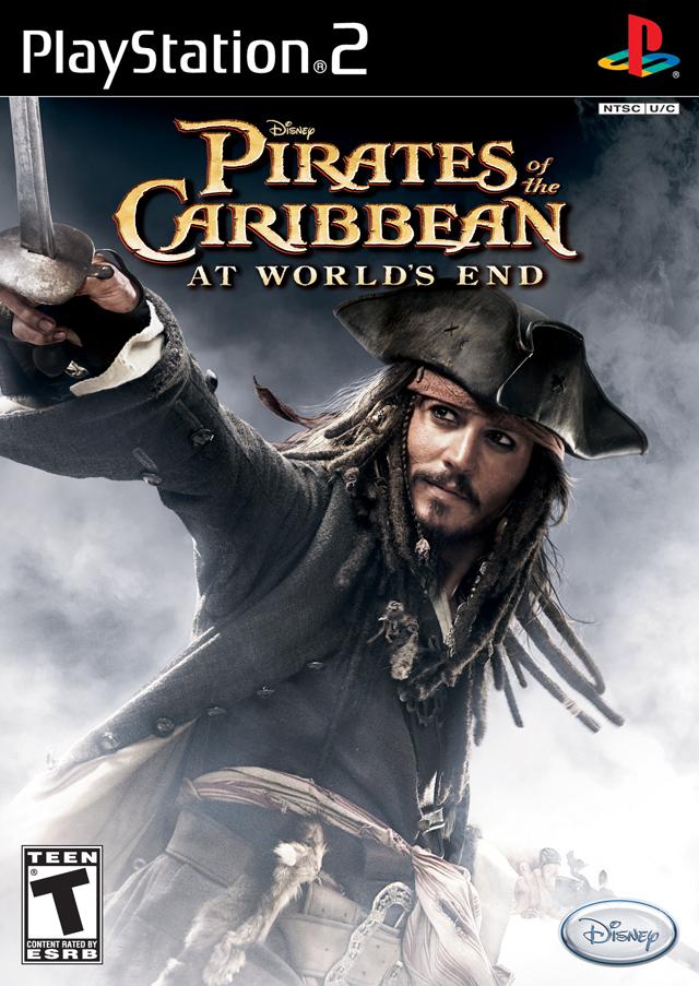 Pirates Carbibean PS2