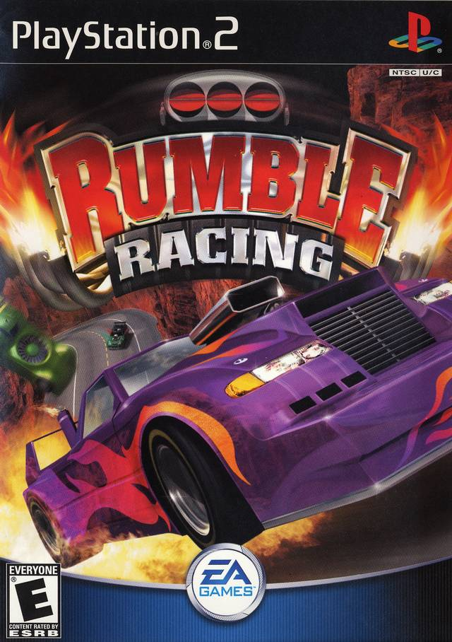Genesis For Sale >> Rumble Racing Sony Playstation 2 Game