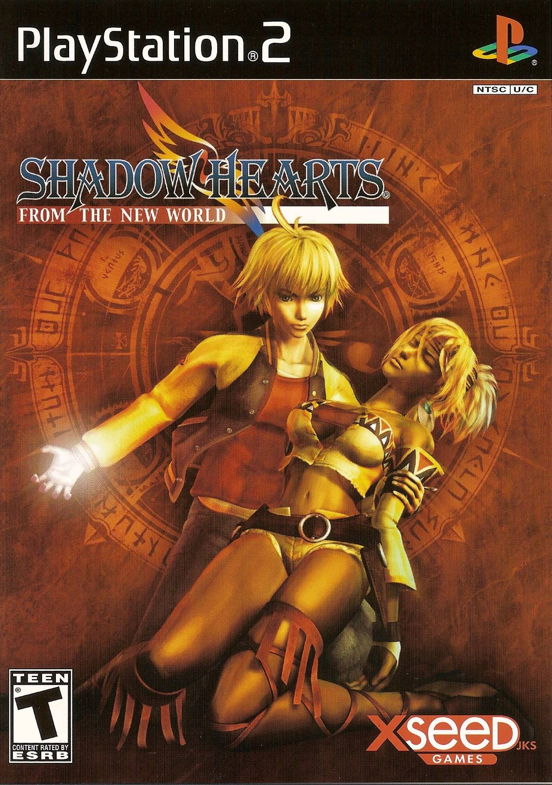 Shadow Hearts From The New World Sony Playstation 2 Game