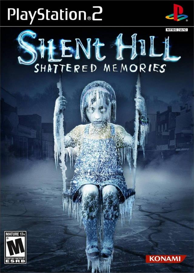 Silent hill: shattered memories – дата выхода в россии и мире.
