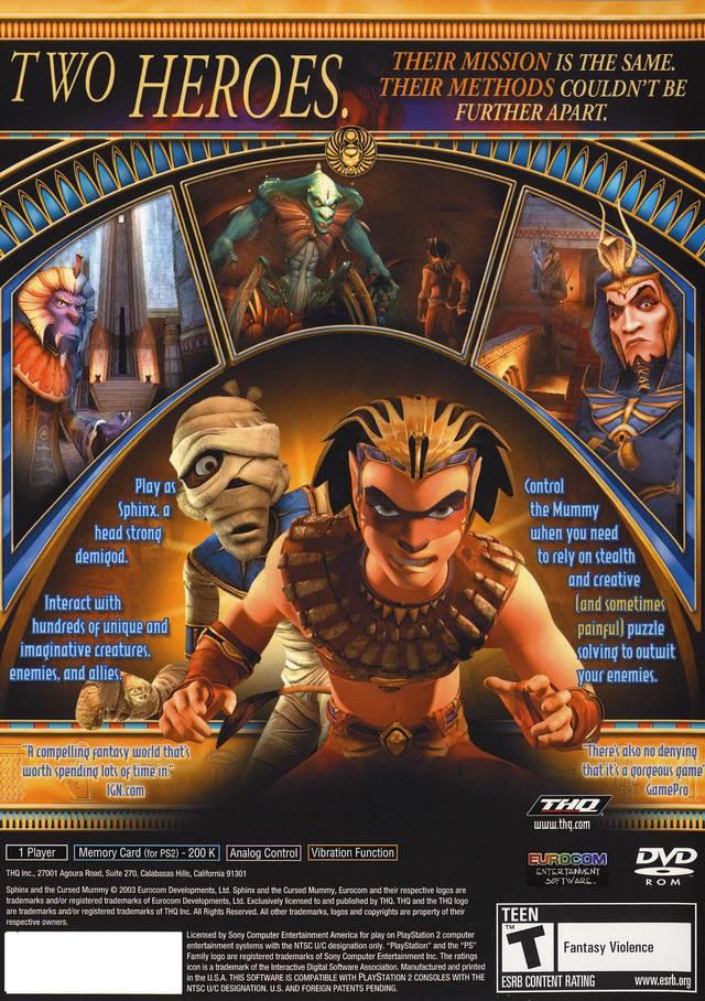 Sphinx Spiel