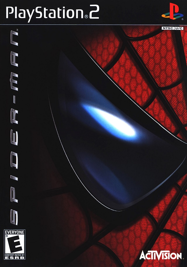 Spiderman Sony Playstation 2 Game