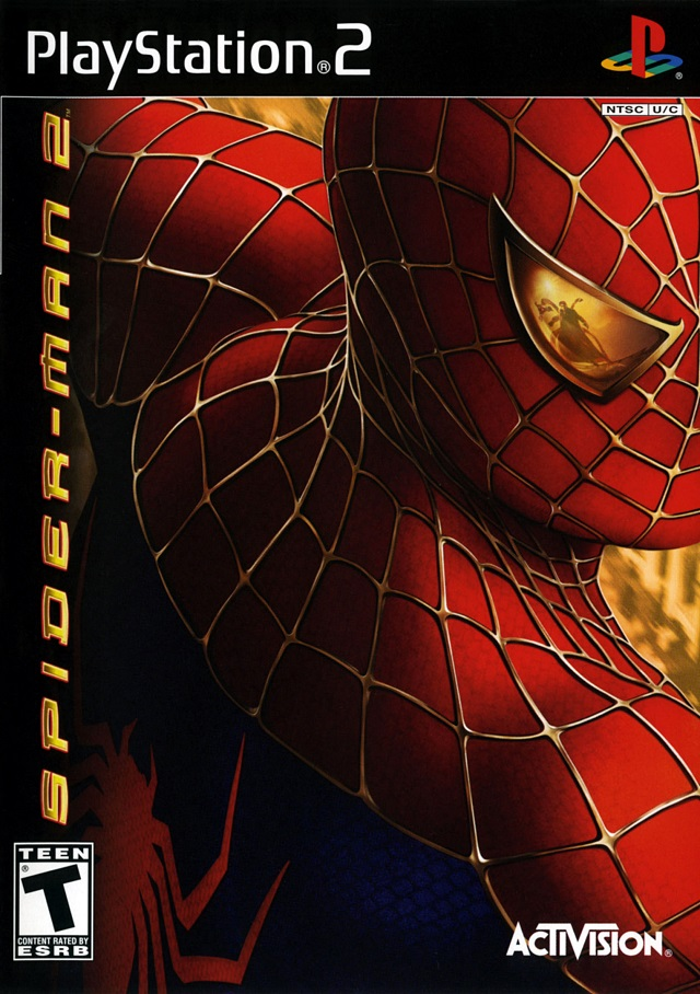 Spiderman 2 Sony Playstation 2 Game