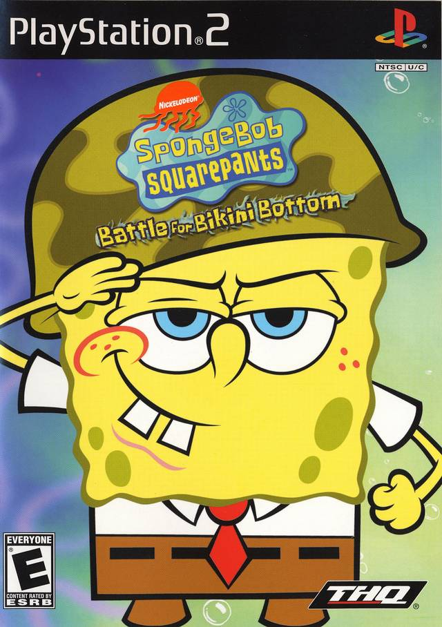 Spongebob battle for bikini bottom video