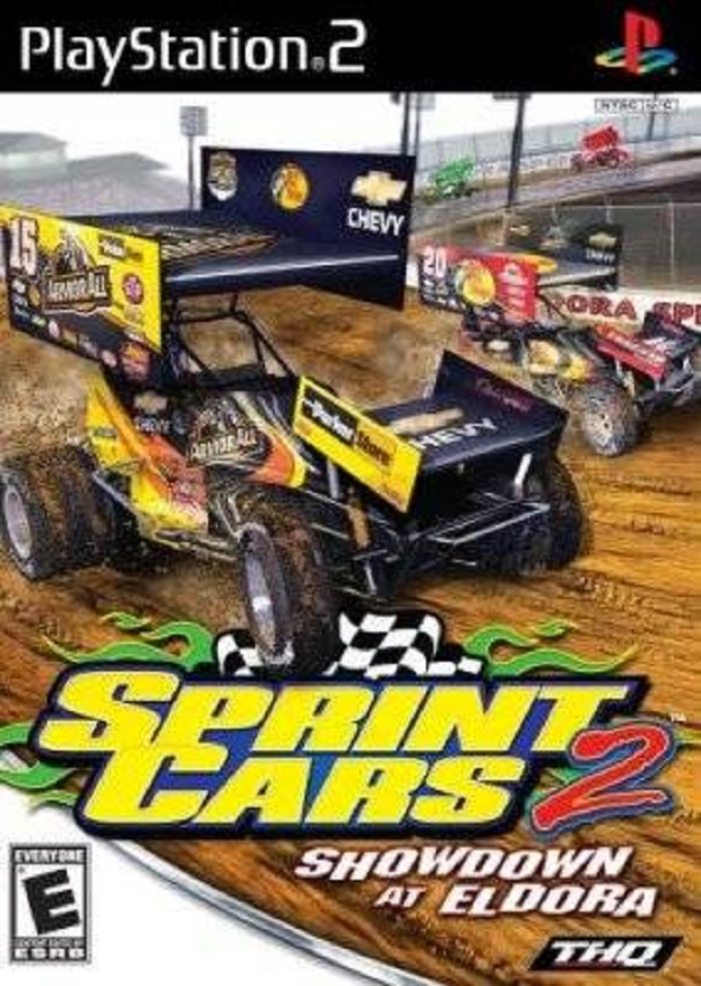 Sprint Cars  Showdown At Eldora For Xbox
