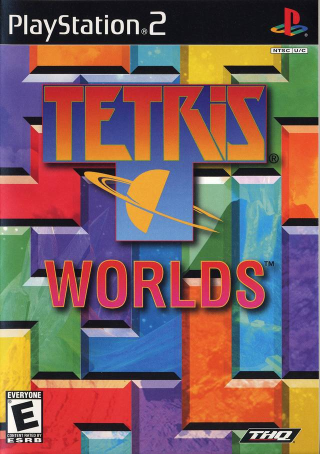 Sell Games For Ps2 : Tetris worlds sony playstation game