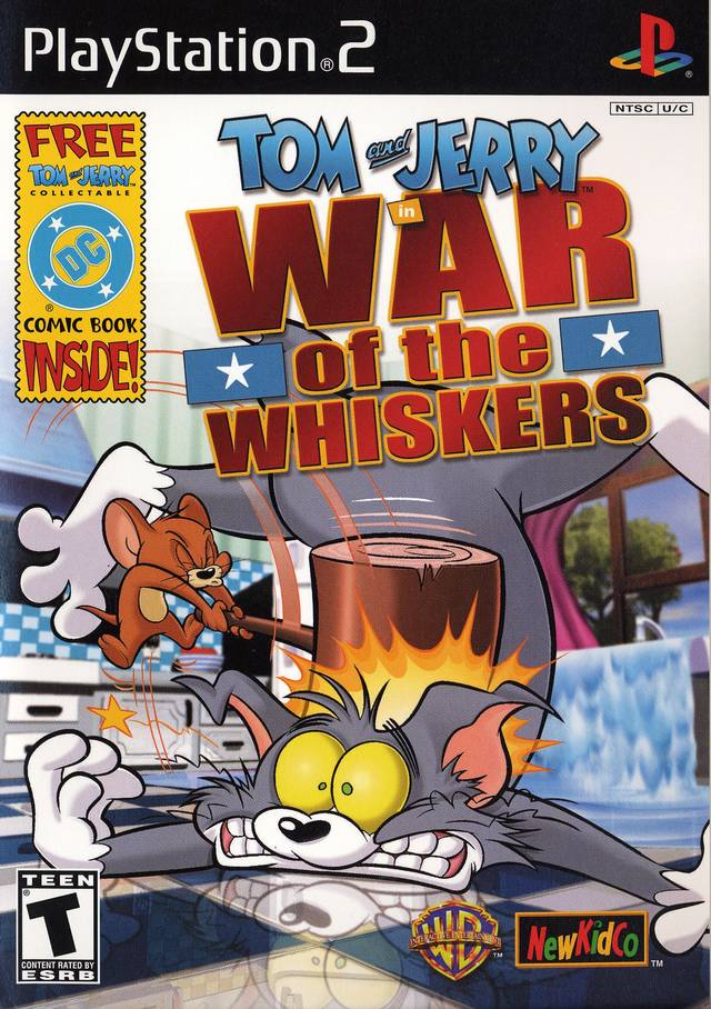 game tom and jerry 2