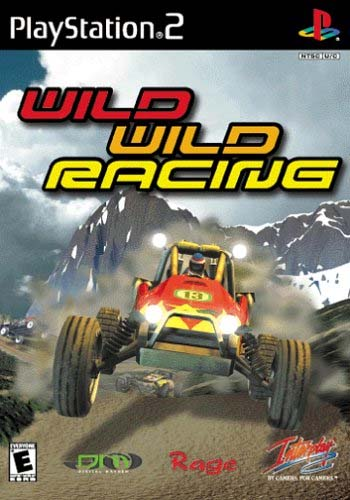 Wild Wild Racing Sony Playstation 2 Game