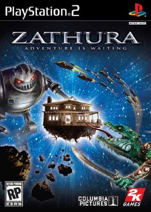 Zathura: A Space Adven...