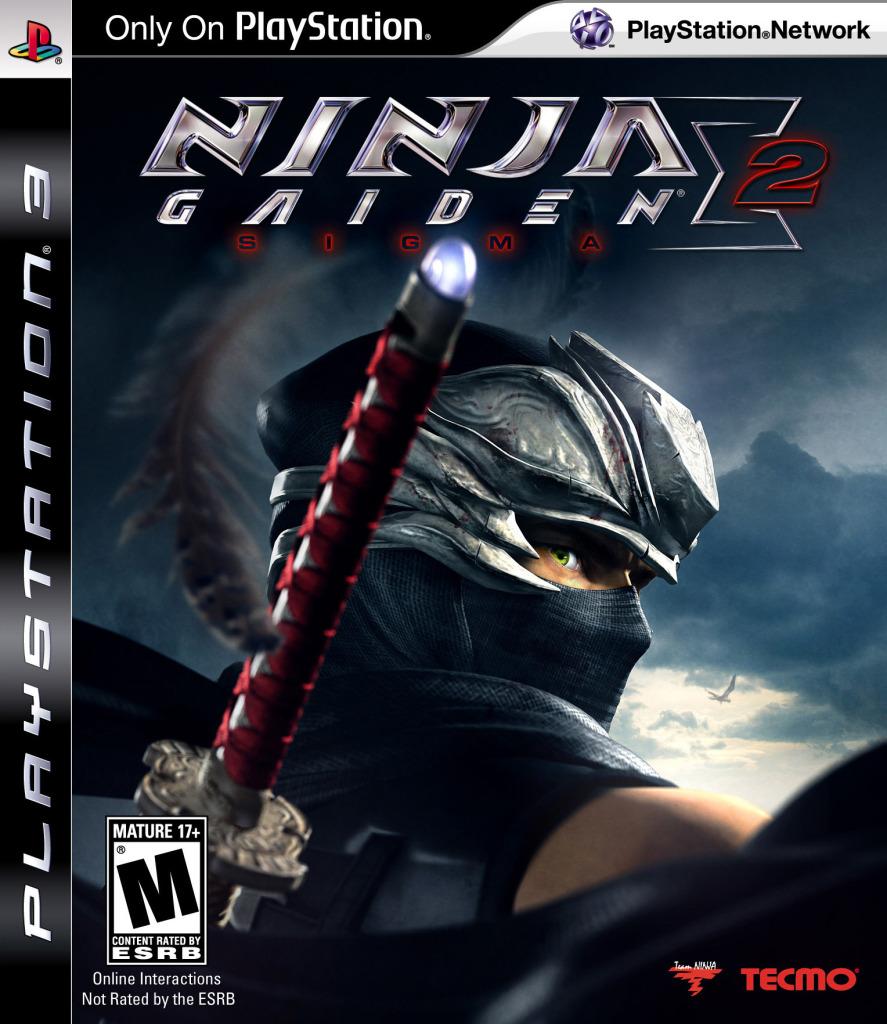 Ninja Gaiden 3: Ninja Gaiden Sigma 2 Playstation 3 Game