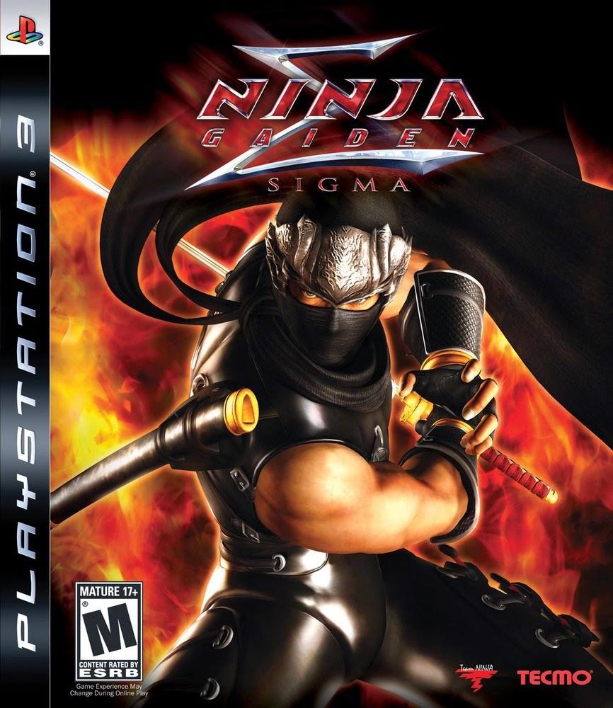Ninja Gaiden 3: Ninja Gaiden Sigma Playstation 3 Game