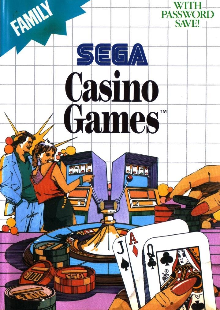 Казино Sega