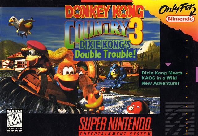 Saga Donkey Kong Country (Super Nintendo) Mega-Uptobox