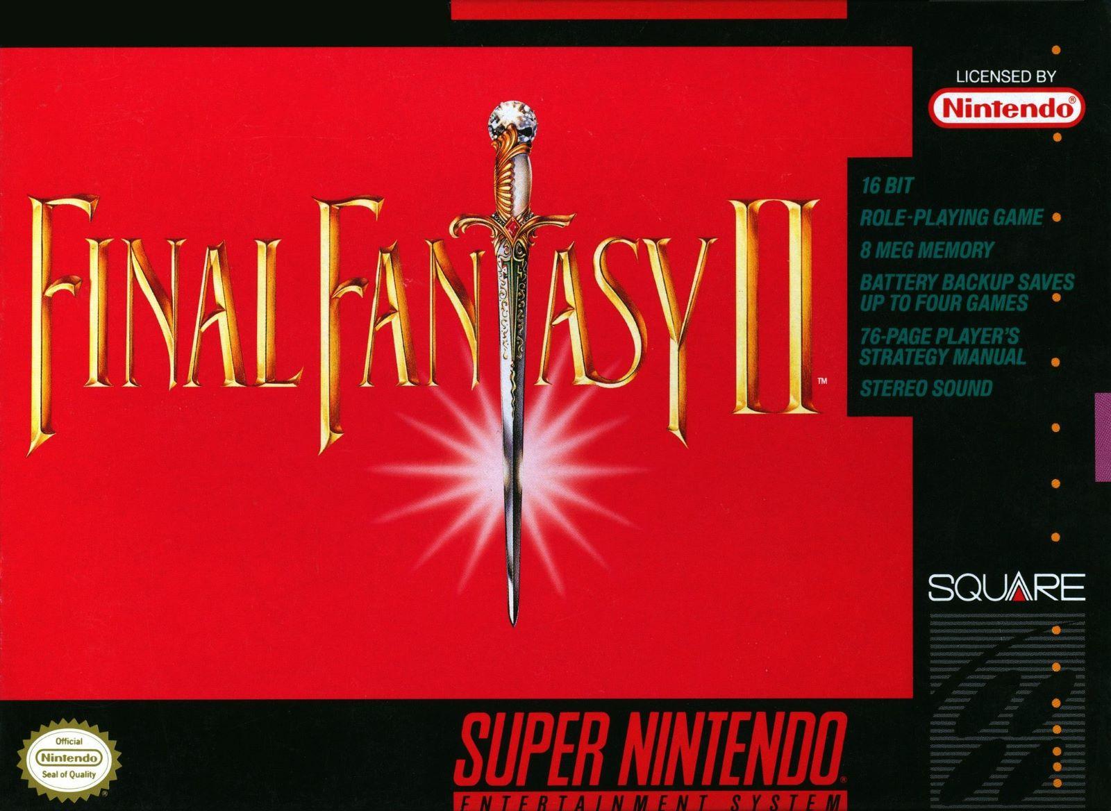 Final Fantasy Nintendo