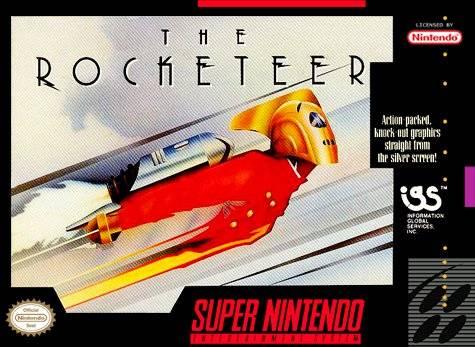Rocketeer game