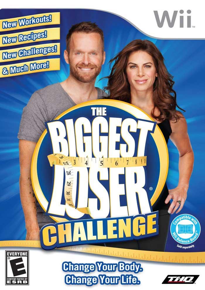Biggest Loser Challenge Nintendo Wii Game