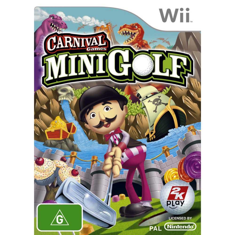 wii mini games free download