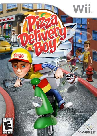 pizza boy game