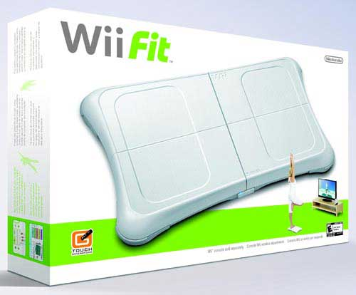 Wii Fit Plus With Balance Board Nintendo WII Game