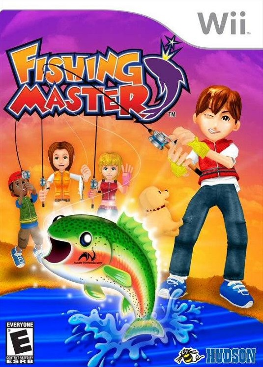 Fishing games for nintendo wii for Wii fishing games