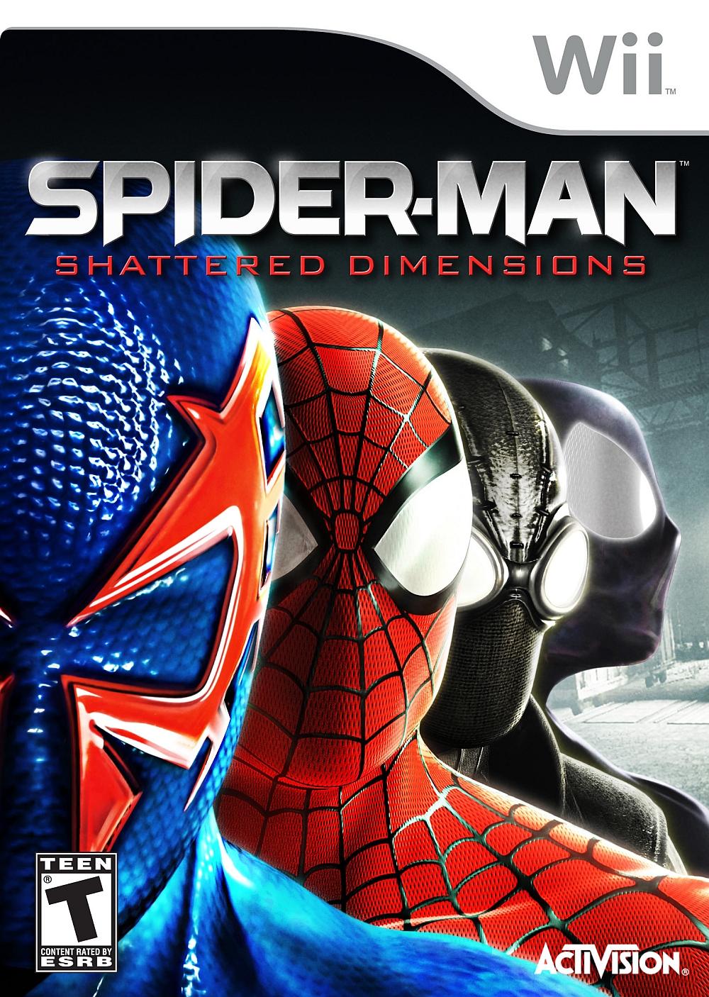 P Spiderman Games Spider-Man: Shattered ...
