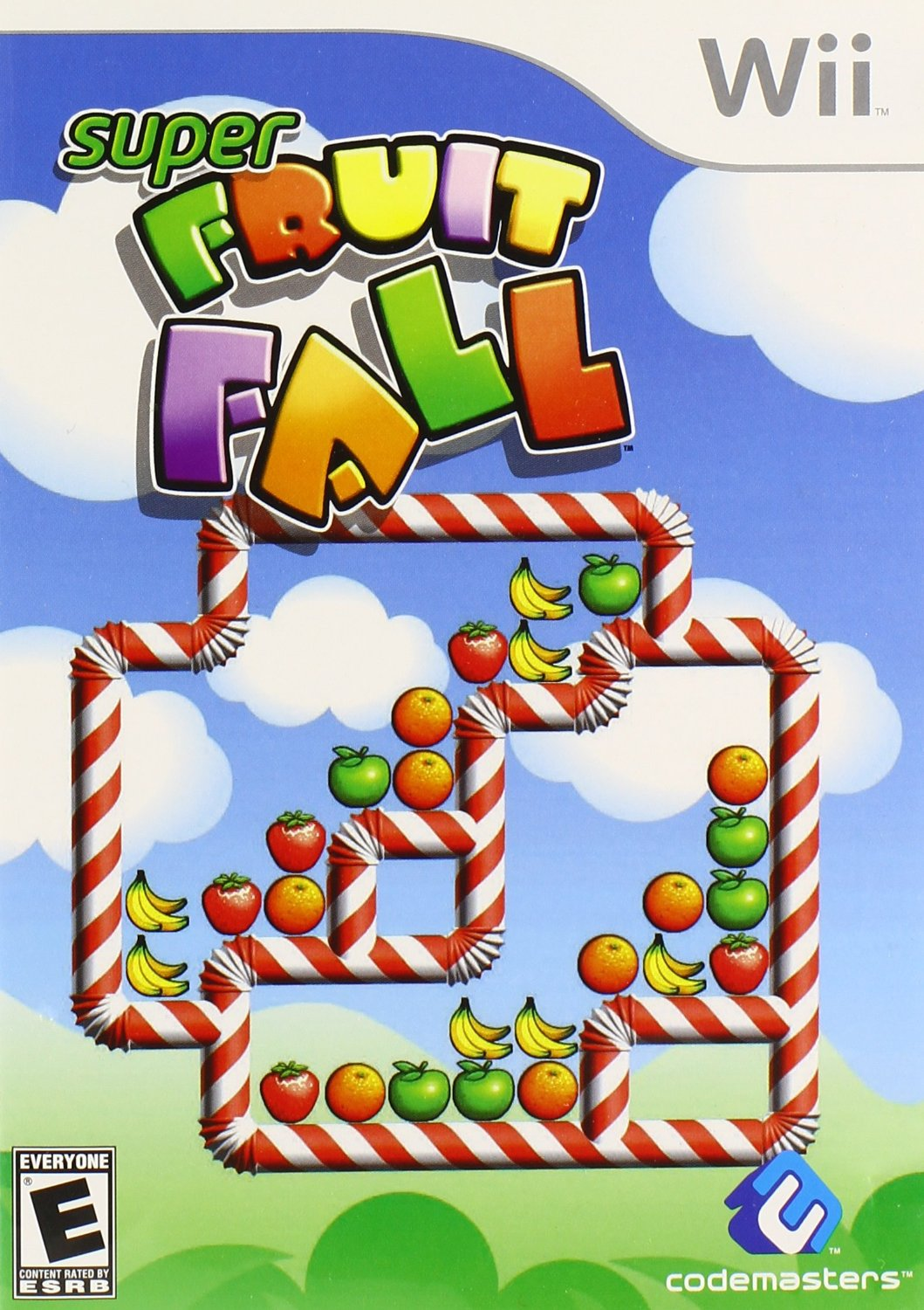 super fruit fall