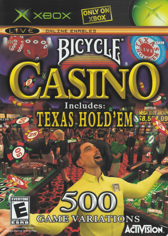 Most Popular Casino Games on Xbox One