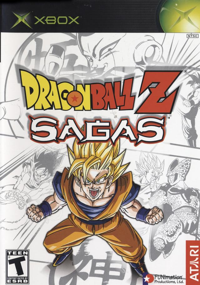 Dragon ball z sagas xbox - Images dragon ball z ...