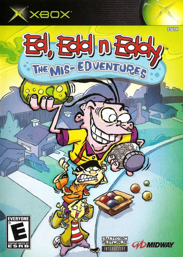 Ed, Edd, Eddy Games l Cul-De-Sac Smash | Cartoon Network