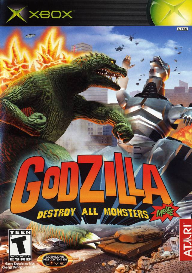 List of Godzilla games