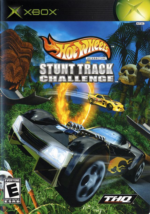 Hot Wheels Stunt Track Challenge Xbox