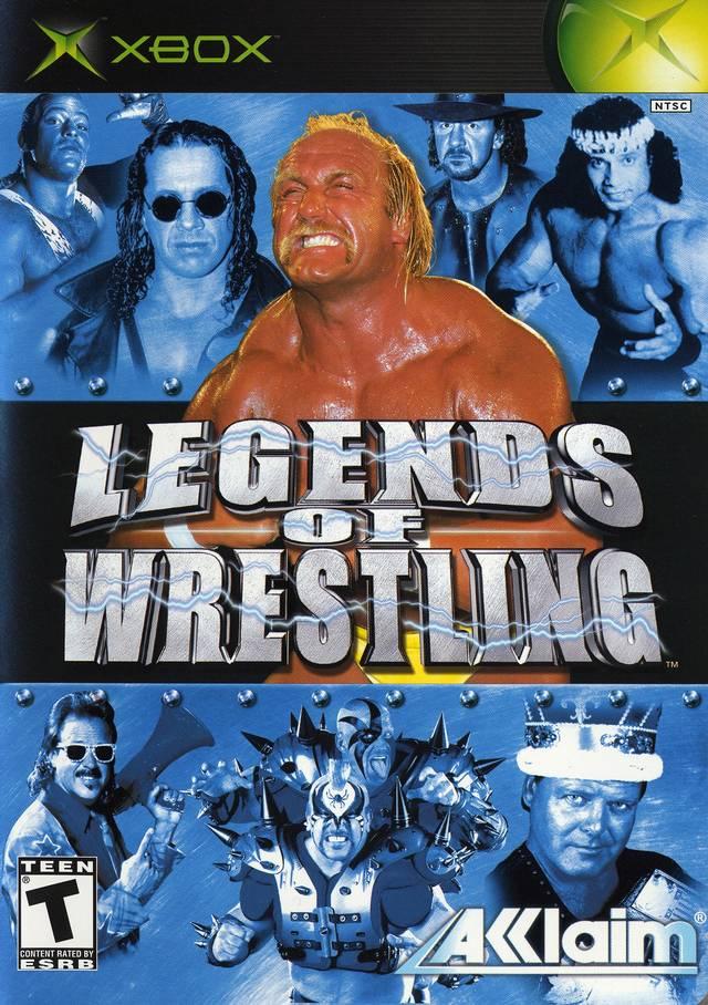 Legends Of Wrestling Xbox Classic Oyun İndir [FIREDROP ...