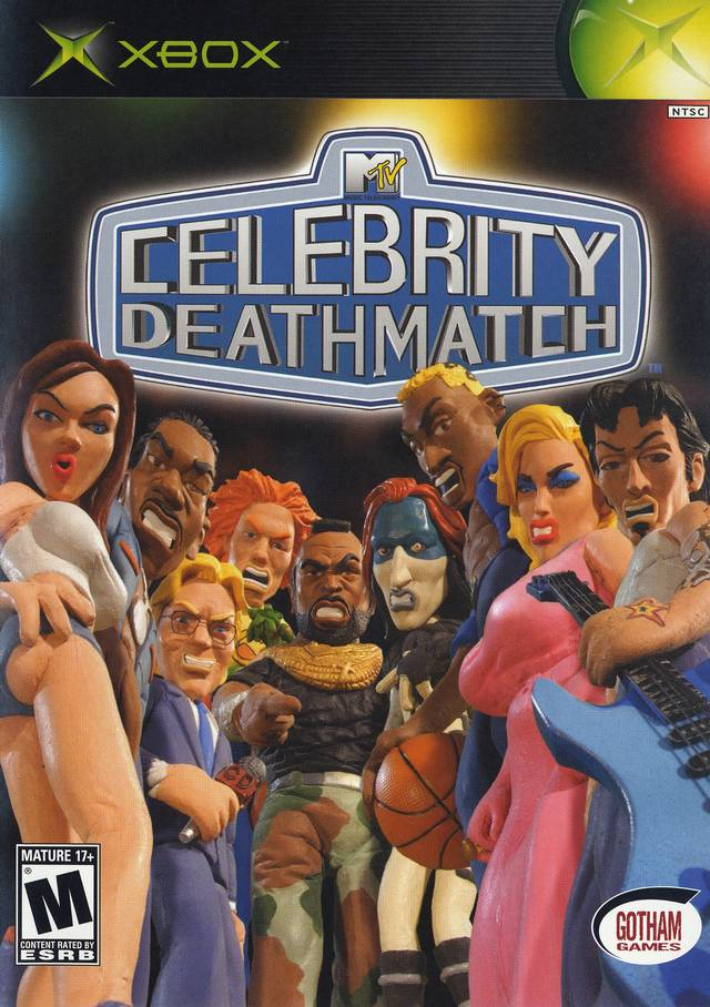 MTV's Celebrity Deathmatch for Xbox Reviews - Metacritic