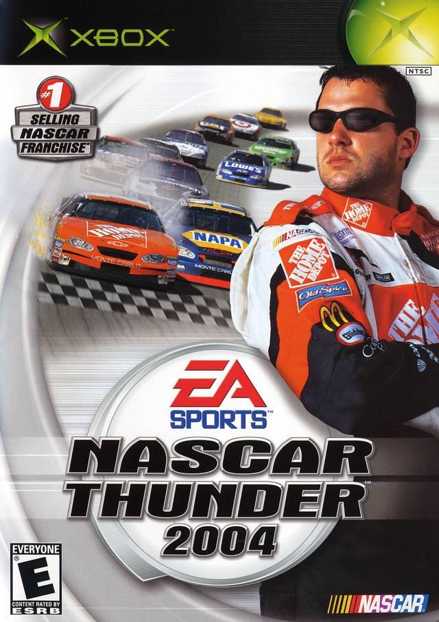 Nascar Games For Xbox 1 : Nascar thunder xbox