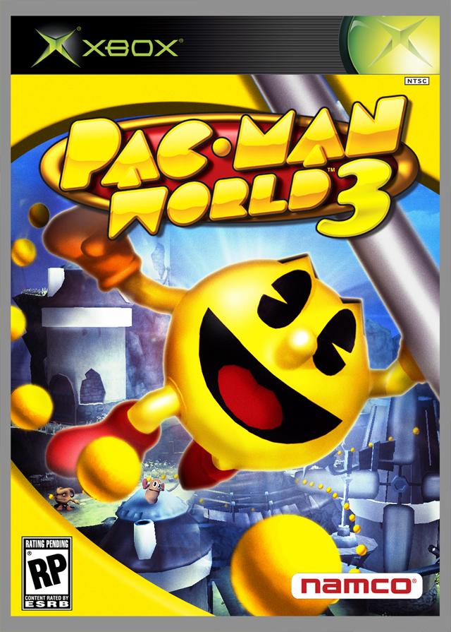 pac man 3 game
