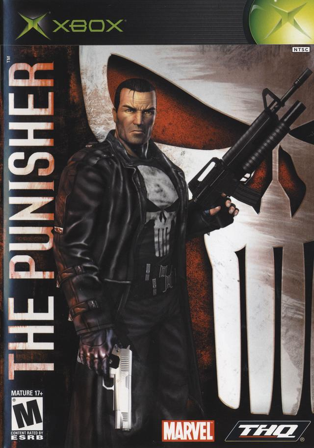 punisher game xbox 360
