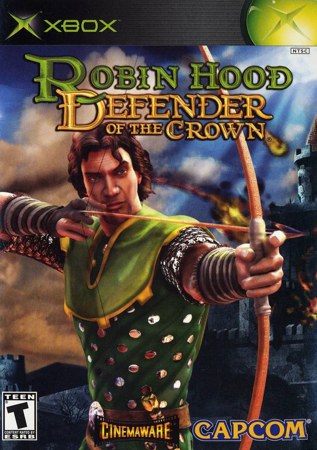 Robin Hood Defender Of The Crown Xbox