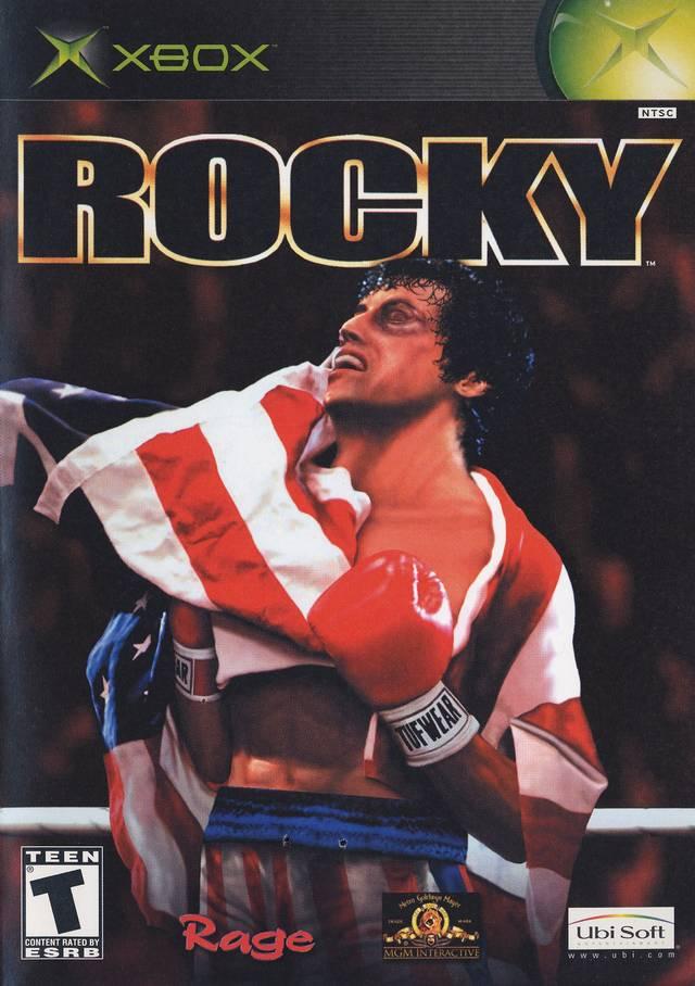Rocky Xbox