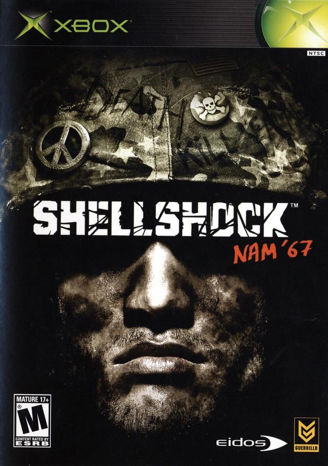 Shell Shock Nam 67 Xbox