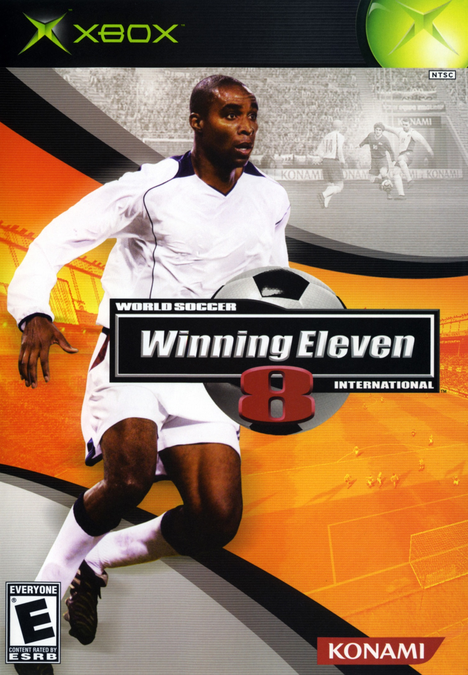 xbox winning eleven 8: