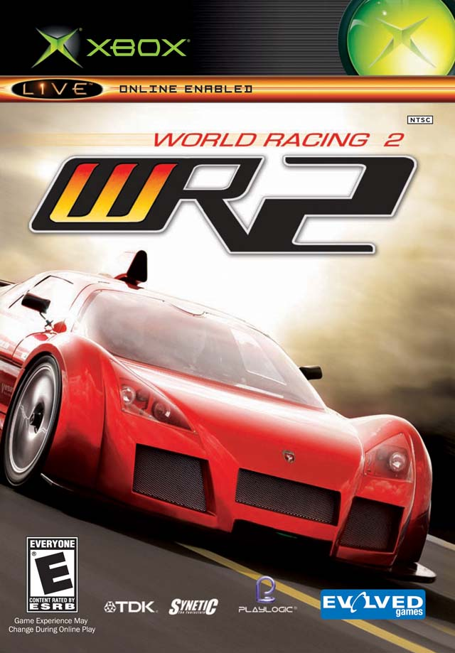 Old Xbox Games Racing Games : World racing xbox