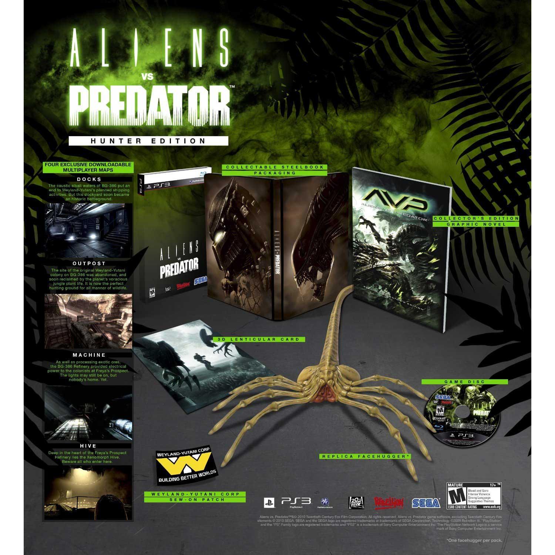 Aliens vs predator multi5 xbox360 region free