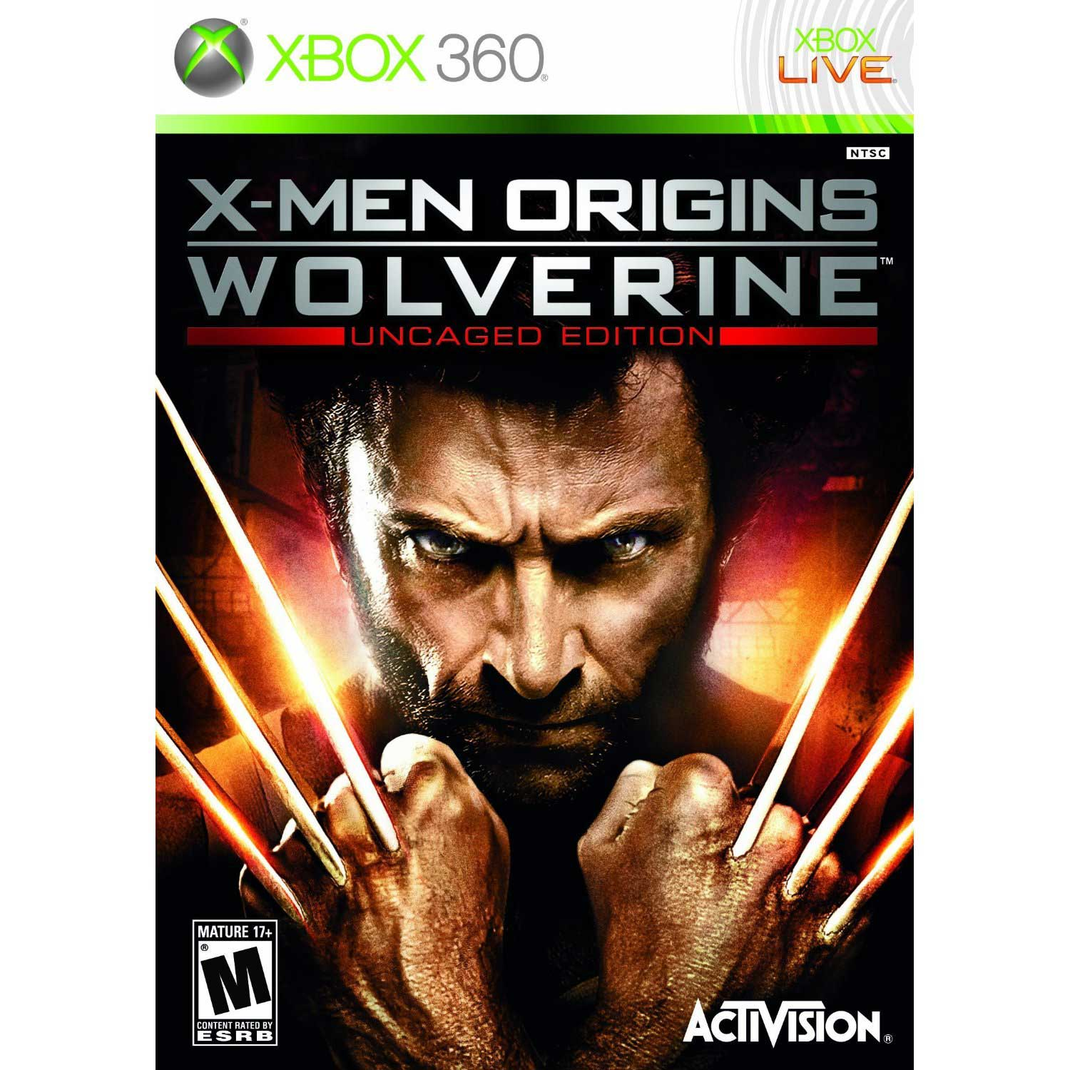 lukie points will be rewarded to you when you buy this x men origins
