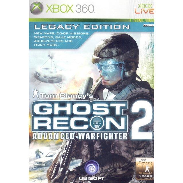 Ghost recon advanced warfighter cd
