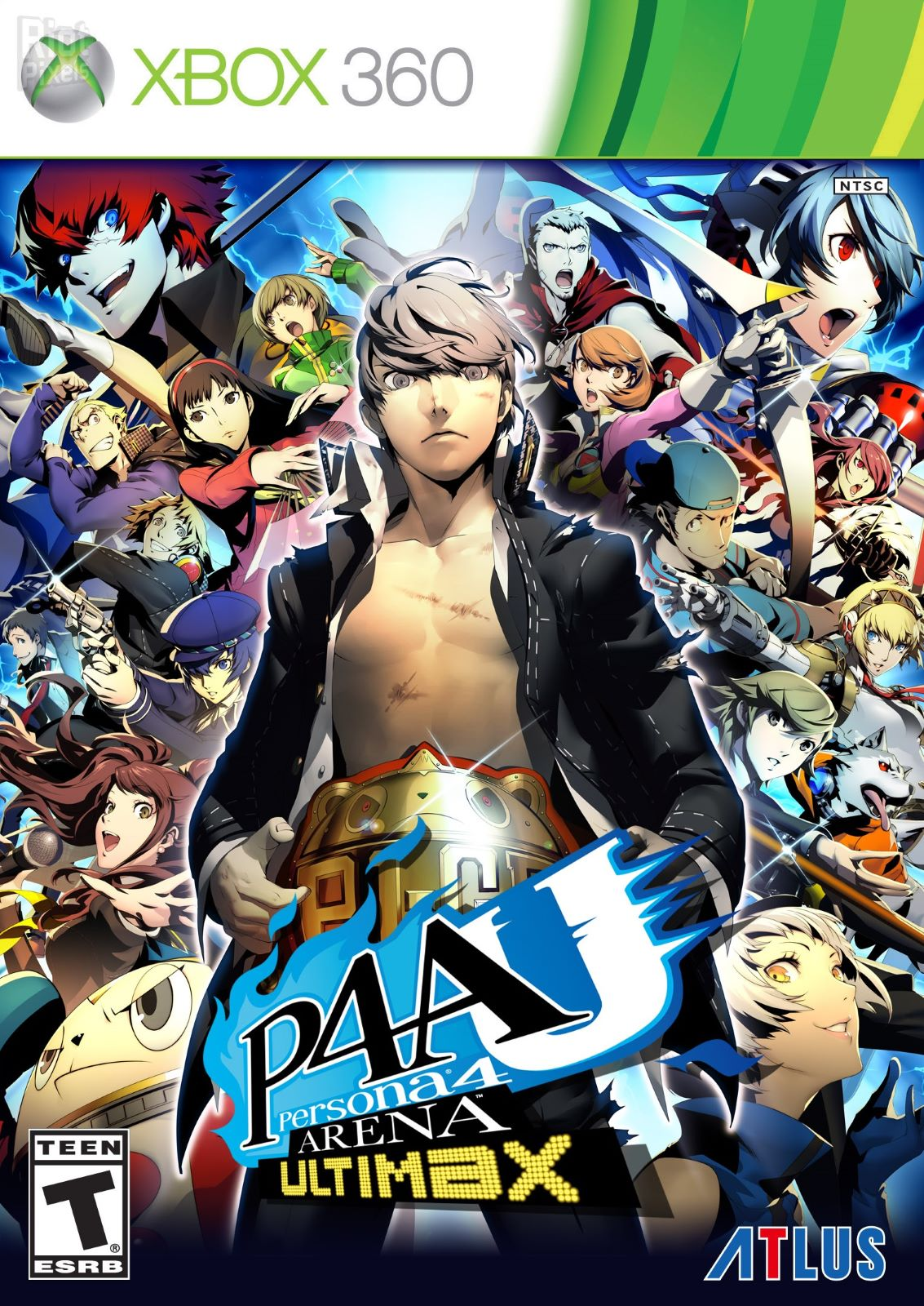 Persona 4 Arena Ultimax full game free pc, download, play  Persona 4