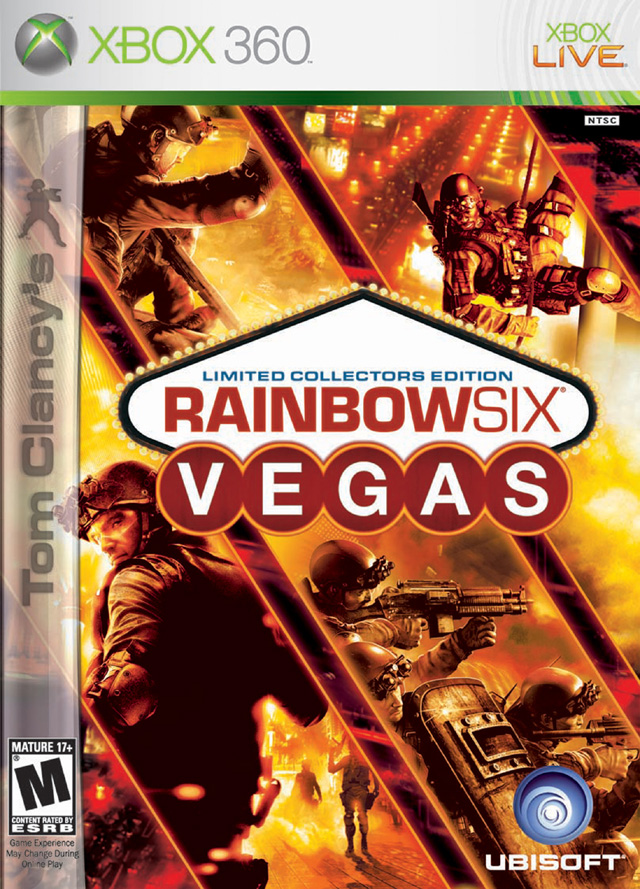 What do you think is best Tom Clancy game for Xbox 360 ...