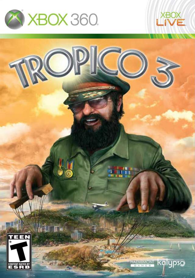 Xbox 360 Strategy Games : Tropico xbox game