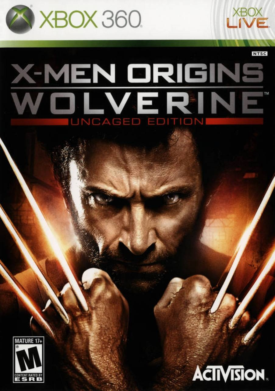 X Men Origins Game Systems 65